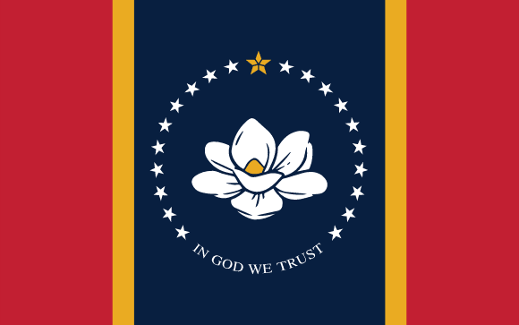 Mississippis flag