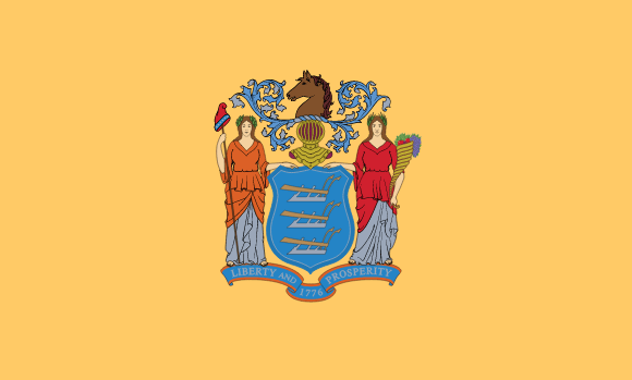 Bandiera del New Jersey
