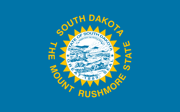 South Dakotas flag